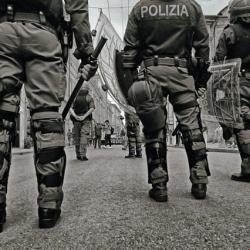 BRANDWEER / POLITIE / ARMY