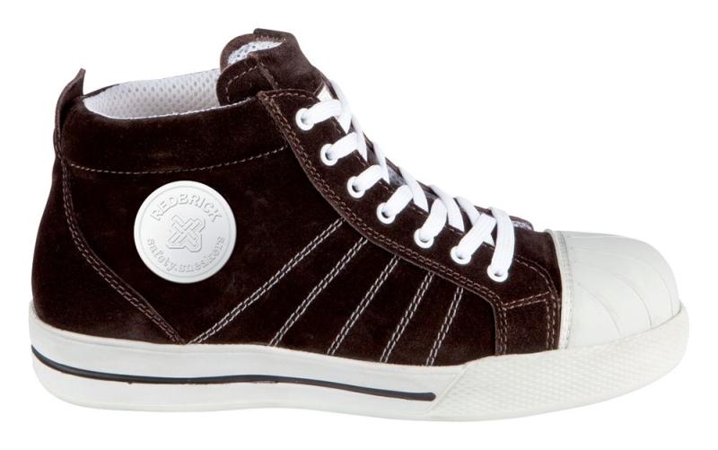 Redbrick Brown Dames Sneaker S1P (OP=OP)