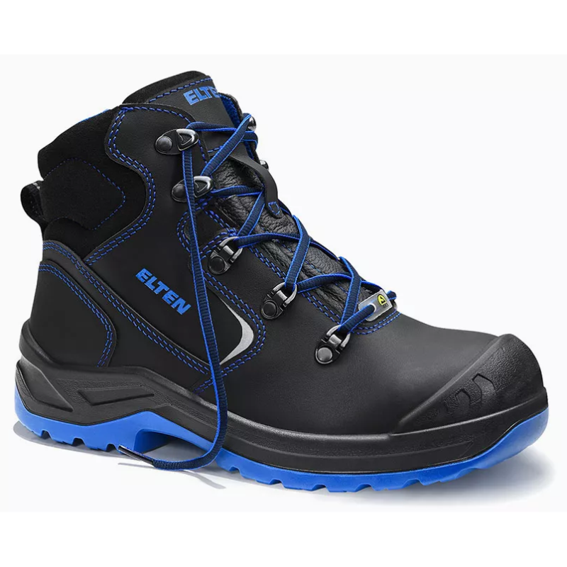 Elten LENA 746121 black-blue Mid ESD S3